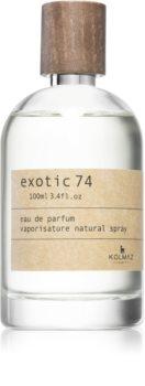 Kolmaz EXOTIC 74 Eau de Parfum pentru femei