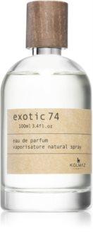 Kolmaz EXOTIC 74 Eau de Parfum pour femme