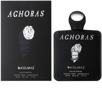 Kolmaz Aghoras eau de parfum para homens 100 ml