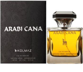 Kolmaz Arabi Cana парфумована вода для чоловіків