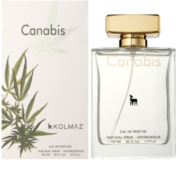 Kolmaz Cannabis Eau de Parfum für Herren