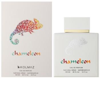 Kolmaz Chameleon eau de parfum unisex 100 ml