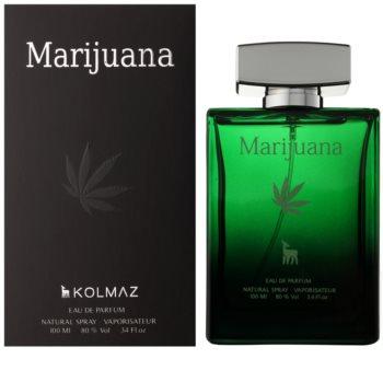 Kolmaz Marijuana Eau de Parfum para homens