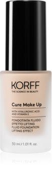 Korff Cure Makeup течен фон дьо тен с лифтинг ефект