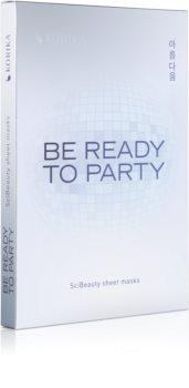 KORIKA Be Ready to Party Kosmetiikkasetti I. Naisille