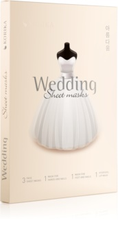 KORIKA Wedding kit di cosmetici I. da donna