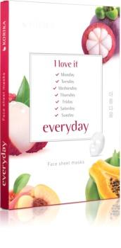 KORIKA Everyday Kosmetik-Set  I. für Damen