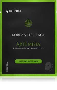 KORIKA Korean Heritage Calming Face Sheet Mask
