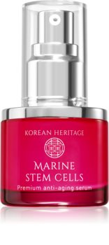 KORIKA Korean Heritage анти-ейдж серум за лице със стволови клетки