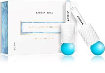 KORIKA Tools massage globes akcesoria do masażu z efektem chłodzącym
