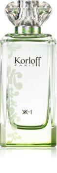 Korloff Paris Kn°I Eau de Toilette da donna
