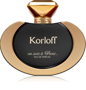 Korloff Un Soir A Paris Eau de Parfum voor Vrouwen