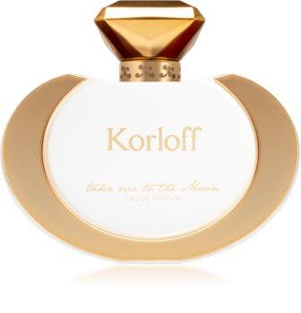 Korloff Take Me To The Moon Eau de Parfum voor Vrouwen
