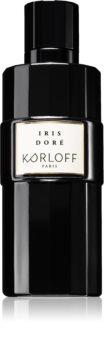 Korloff Iris Doré parfemska voda uniseks