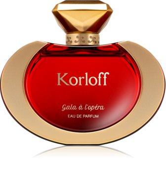 Korloff Gala à l'opéra Eau de Parfum hölgyeknek