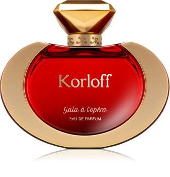Korloff Gala à l'opéra Eau de Parfum voor Vrouwen