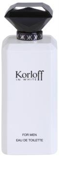 Korloff In White Eau de Toilette für Herren