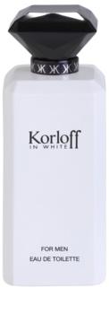Korloff In White Eau de Toilette pentru bărbați
