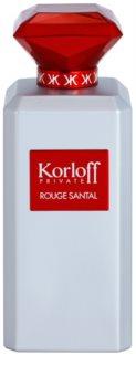 Korloff Korloff Private Rouge Santal eau de toilette unisex