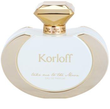 Korloff Take Me To The Moon eau de parfum pentru femei