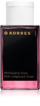 Korres Vanilla, Freesia & Lychee туалетная вода для женщин
