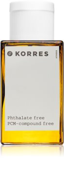 Korres Mountain Pepper, Bergamot & Coriander Eau de Toilette Miehille
