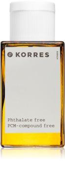 Korres Mountain Pepper, Bergamot & Coriander toaletná voda pre mužov