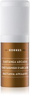 Korres Castanea Arcadia spevňujúci protivráskový krém na očné okolie