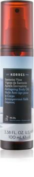 Korres Santorini Vine Dry Oil with Anti-Ageing Effect