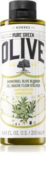 Korres Olive & Olive Blossom гель для душа