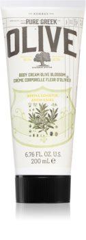 Korres Olive & Olive Blossom pflegende Body lotion