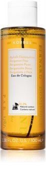 Korres Bergamot Pear kolonjska voda za žene