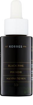 Korres Black Pine Lyftande- och åtstramande serum