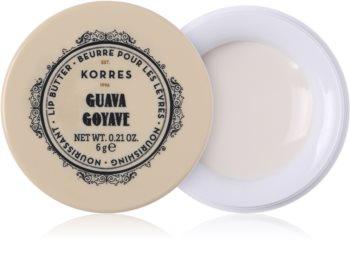 Korres Guava pečující máslo na rty