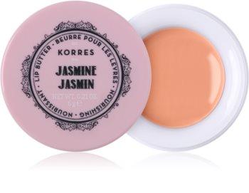 Korres Jasmine beurre à lèvres traitant