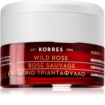 Korres Wild Rose regenerační noční péče