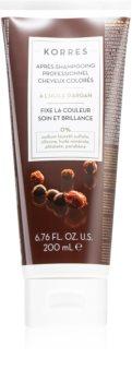 Korres Argan Oil čisticí kondicionér pro barvené vlasy