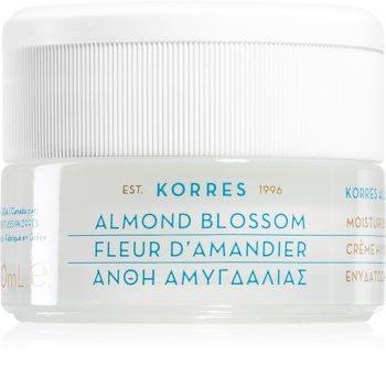 Korres Almond Blossom хидратиращ крем  за смесена и мазна кожа