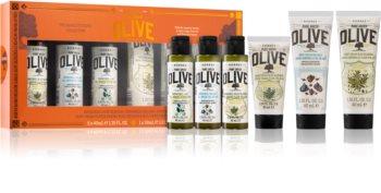 Korres Pure Greek Olive ajándékszett I.