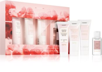 Korres Pomegranate Skincare Gift Set for Oily and Combination Skin