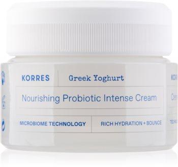 Korres Greek Yoghurt crème hydratante intense aux probiotiques