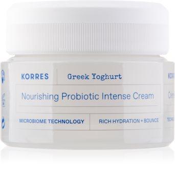 Korres Greek Yoghurt интензивен хидратиращ гел с пробиотик