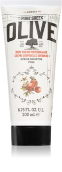 Korres Olive & Pomegranate Hydrating Body Lotion