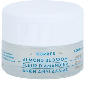 Korres Almond Blossom crema idratante e nutriente per pelli secche e molto secche