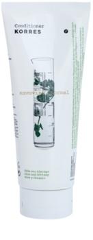 Korres Aloe & Dittany acondicionador para cabello normal