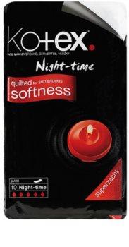 Kotex Night-time vložky