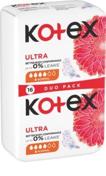 Kotex Ultra Comfort Normal санитарни кърпи