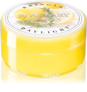 Kringle Candle Rosemary Lemon fyrfadslys