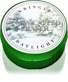 Kringle Candle Snow Capped Fraser fyrfadslys