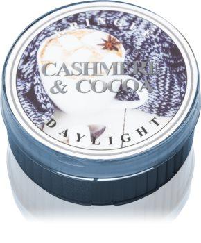Kringle Candle Cashmere & Cocoa čajová svíčka